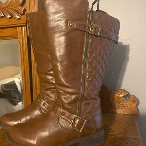 Maurices wise calf boots